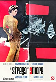 La strega in amore (1966) Poster - Movie Forum, Cast, Reviews