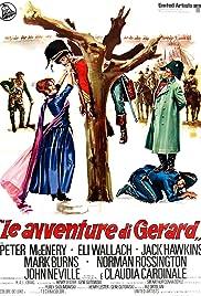 The Adventures of Gerard(1970) Poster - Movie Forum, Cast, Reviews