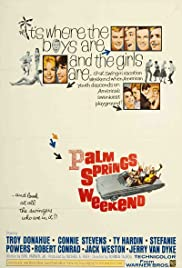 Palm Springs Weekend(1963) Poster - Movie Forum, Cast, Reviews