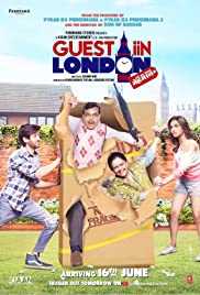 Watch Guest in London online Full Movie Free