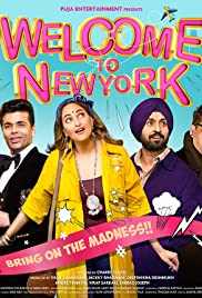 Poster of Welcome to New York