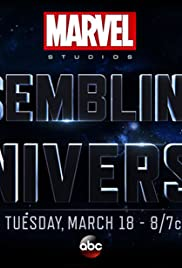 Marvel Studios: Assembling a Universe Poster