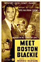 Image of Meet Boston Blackie