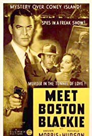Meet Boston Blackie (1941) Poster - Movie Forum, Cast, Reviews