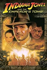 Indiana Jones and the Emperor's Tomb Poster