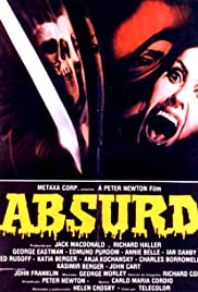 Absurd (1981) Poster - Movie Forum, Cast, Reviews