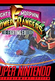 Mighty Morphin Power Rangers: The Fighting Edition Poster