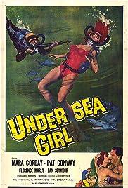 Undersea Girl Poster