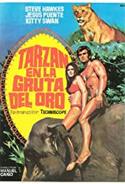 Tarzan in the Golden Grotto Poster
