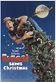Ernest Saves Christmas (1988) Poster - Movie Forum, Cast, Reviews