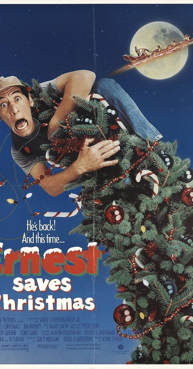 Ernest Saves Christmas (1988) - IMDb