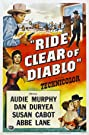 Ride Clear of Diablo (1954) Poster