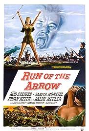 Run of the Arrow(1957) Poster - Movie Forum, Cast, Reviews