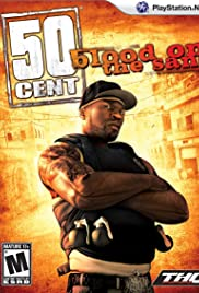 50 Cent: Blood on the Sand Poster