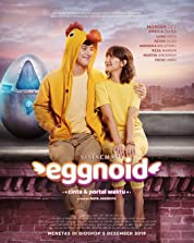 Eggnoid (2019) poster