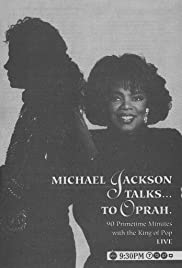 Michael Jackson Talks to... Oprah Live (1993) Poster - TV Show Forum, Cast, Reviews