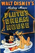 Pluto's Dream House (1940) Poster