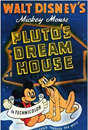 Pluto's Dream House Poster