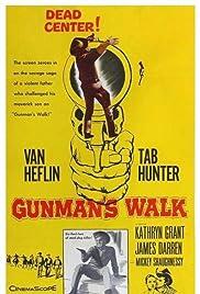 Gunman's Walk(1958) Poster - Movie Forum, Cast, Reviews