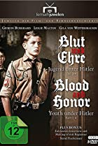 Image of Blood and Honor: Youth Under Hitler