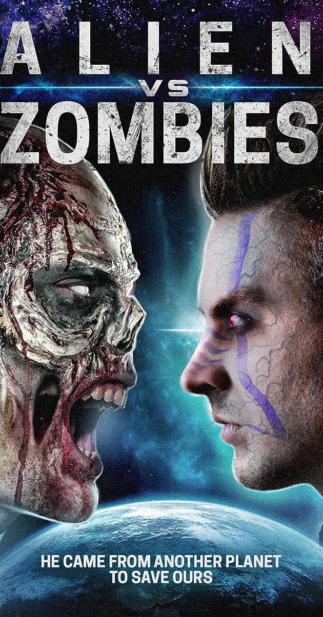 alien vs zombie