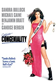 Miss Congeniality (2000) Poster - Movie Forum, Cast, Reviews