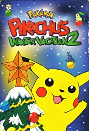 Pokémon: Pikachu's Winter Vacation 2 Poster