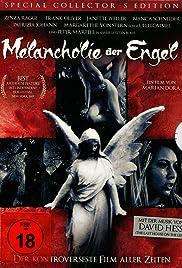 Melancholie der Engel Poster