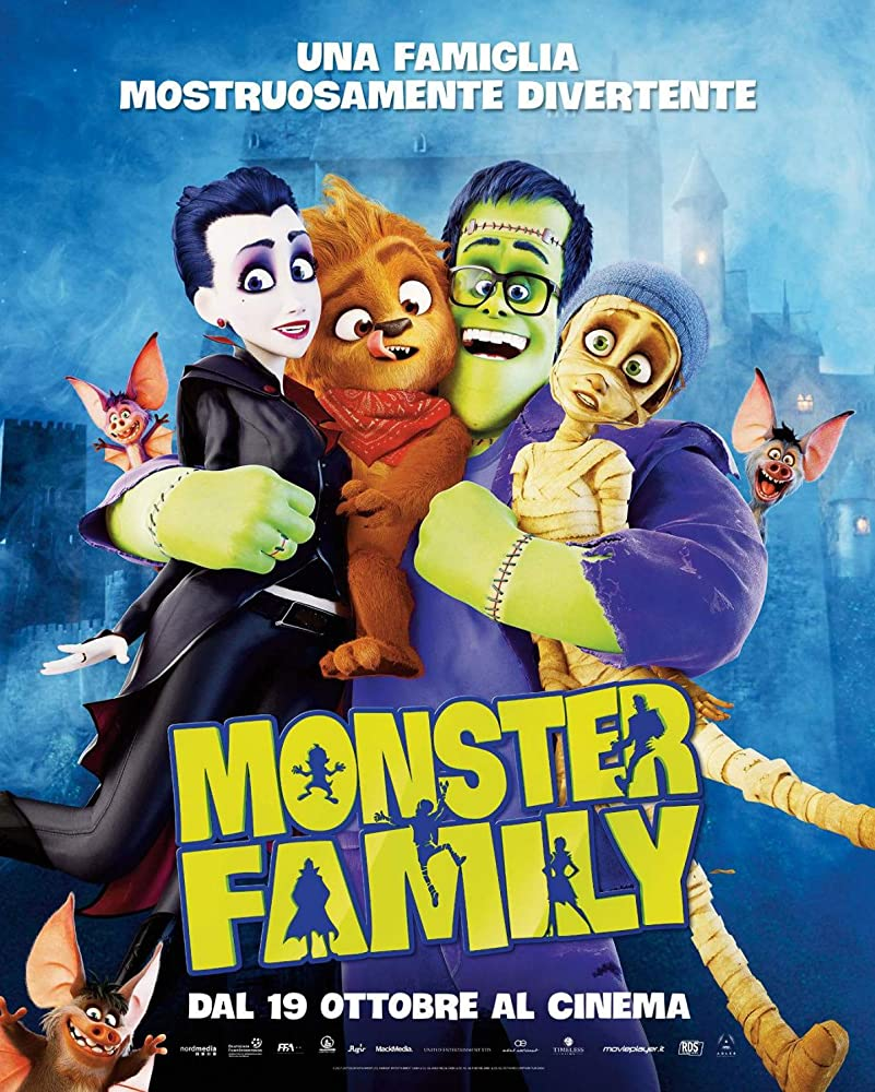 La familia Monster (Monster Family)
