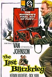 The Last Blitzkrieg(1959) Poster - Movie Forum, Cast, Reviews