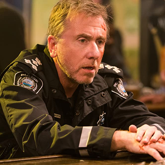Tim Roth in Tin Star (2017)