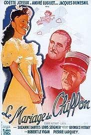 Le mariage de Chiffon Poster