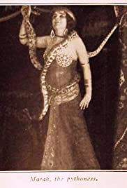 Marah, the Pythoness Poster
