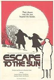 Escape to the Sun Poster