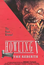 Howling V: The Rebirth (1989) Poster - Movie Forum, Cast, Reviews