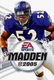Madden NFL 2005 Poster