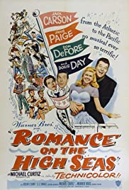 Romance on the High Seas (1948) Poster - Movie Forum, Cast, Reviews