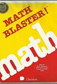 Math Blaster! Poster