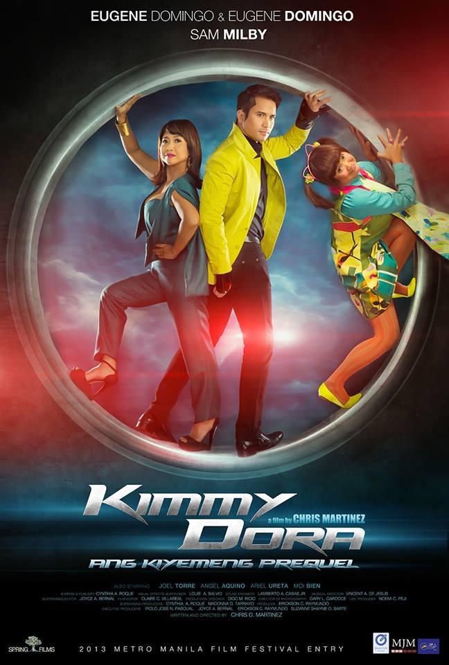 Kimmy Dora Ang kiyemeng prequel (2013)