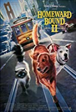 Homeward Bound II Lost in San Francisco(1996)