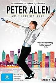 Peter Allen: Not the Boy Next Door Poster - TV Show Forum, Cast, Reviews