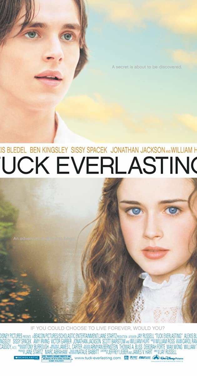 tuck everlasting plot summary imdb