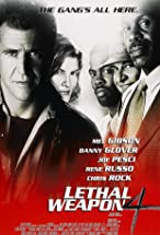 Primary image for Lethal Weapon 4