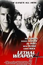 Lethal Weapon 4 (1998) Poster