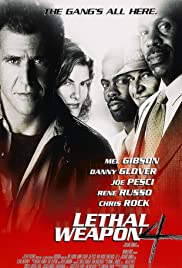 Lethal Weapon 4 (1998) Poster - Movie Forum, Cast, Reviews