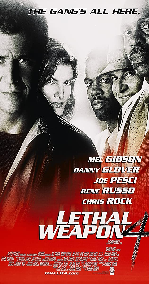Lethal Weapon 4 (1998) 720p Bluray