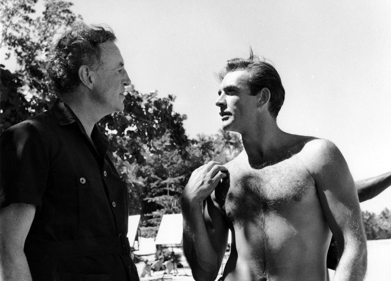 Sean Connery 1962