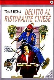 Delitto al ristorante cinese Poster