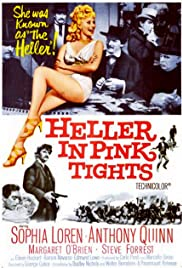 Heller in Pink Tights(1960) Poster - Movie Forum, Cast, Reviews