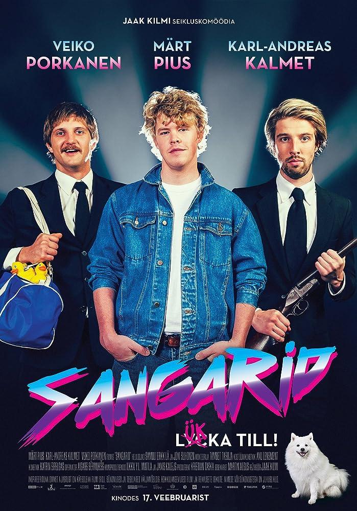 Sangarid film poster